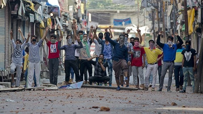 कश्मीर, पाकिस्तान, हिंदू
