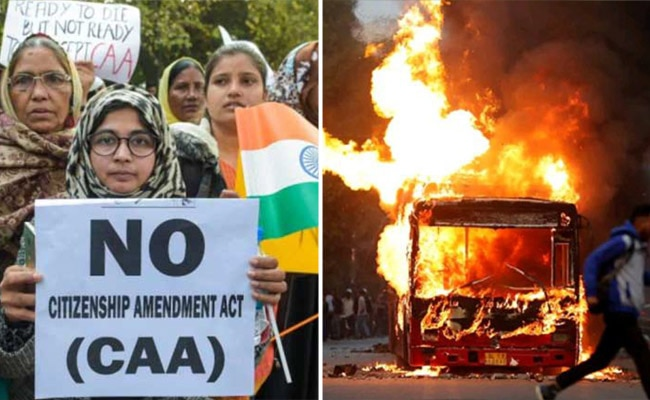 CAA protest vilence in Delhi and Uttar Pradesh