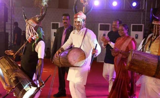 राहुल गांधी, नागरिकता संशोधन कानून, छत्तीसगढ़, डांस, Rahul Gandhi