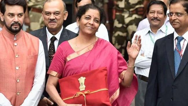 Budget 2020 Nirmala Sitharaman priority Real Estate