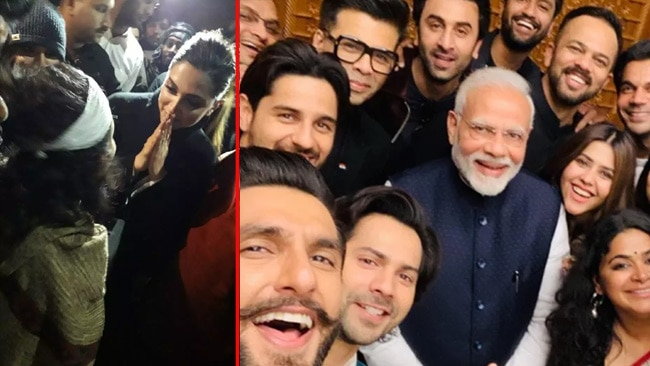 CAA NRC JNU Violence divided Bollywood