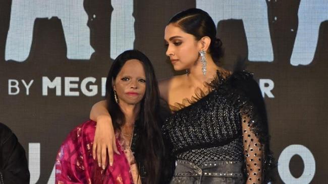 Chhapaak Deepika Padukone Laxmi Agrawal
