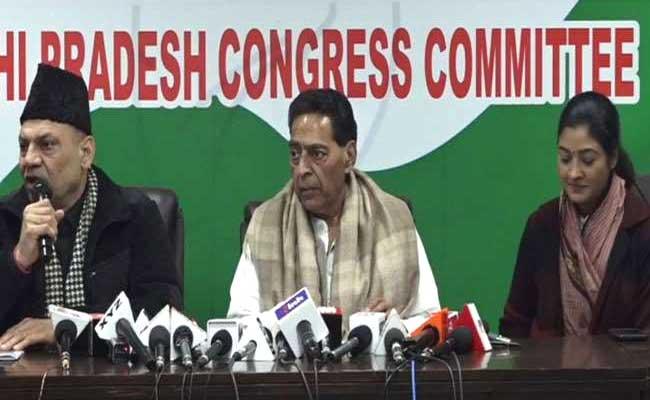 सुभाष चोपड़ा, दिल्ली कांग्रेस, दिल्ली चुनाव, अरविंद केजरीवाल, Subhash Chopra