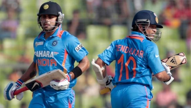 Virat Kohli vs Sachin Tendulkar run-chaser