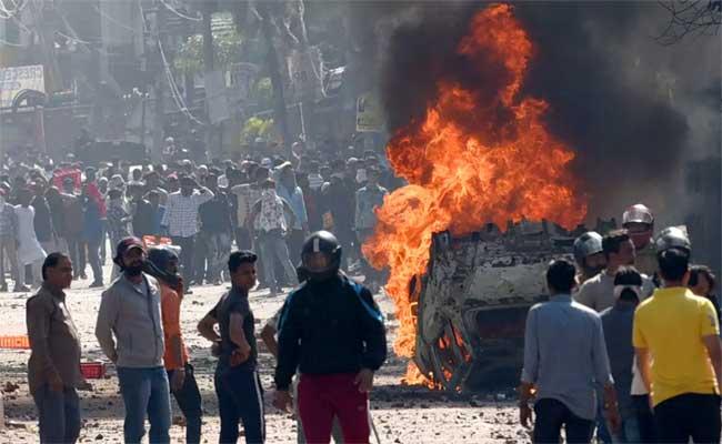 Delhi Violence, Delhi Police, CAA Violence, Delhi Riots, Delhi