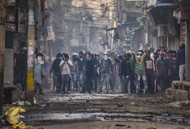 a still from delhi violence
