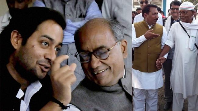 digvijay with son jaivardhan