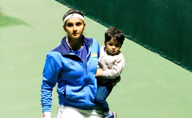 Sania Mirza, Twitter, Viral Photo, Tennis, Comeback