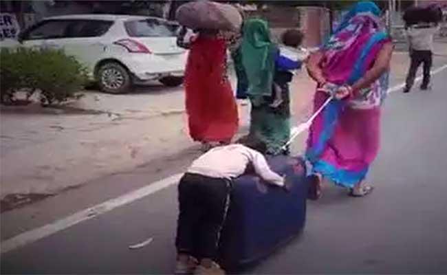 Migrant Workers, PM Modi, Lockdown, Coronavirus, Kids