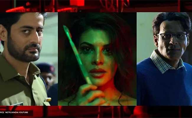 Mrs Serial Killer Review, Jacqueline Fernandez, Manoj Bajpayee, Film