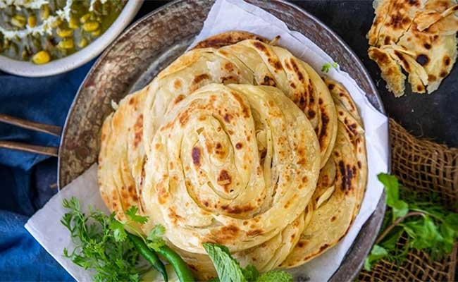 Paratha, Food, GST, Tax, Satire