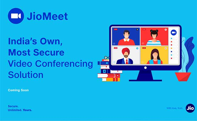 Jio Meet, Reliance Jio, Zoom App, Video Conferencing