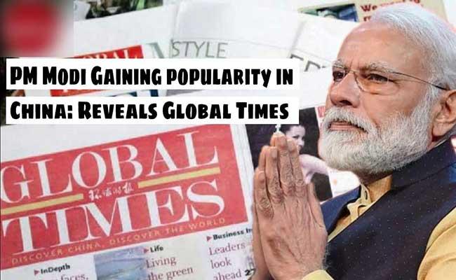 China, Global Times, Survey, Narendra Modi, Huawei