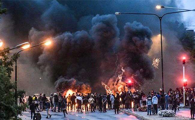 Swedan, Muslim, Quran, Islam, Riots, Violence, Police