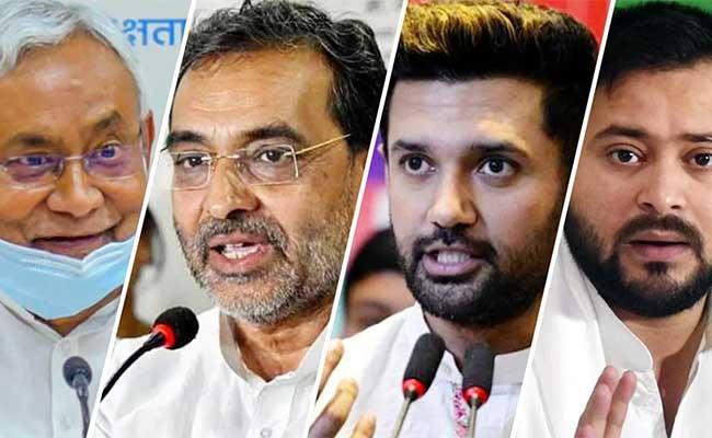 Bihar Election, Bihar, Nitish Kumar, Tejasvi Yadav, Chirag Paswan