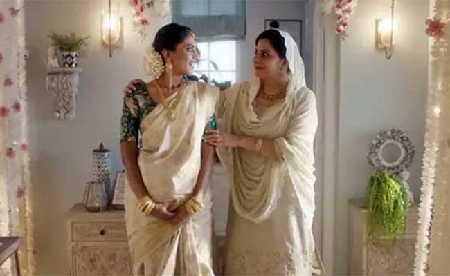 tanishq ad controversy, Tanishq Love Jihad ad, Tanishq Tata brand anti Hindu Ad