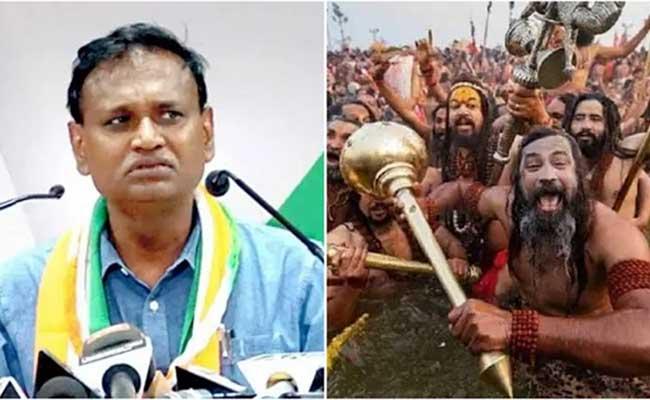 Udit Raj, Congress, Controversial Statement, Kumbh, Madrasa