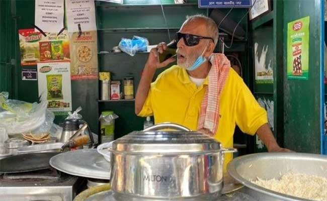 Baba Ka Dhaba, Delhi, Malviya Nagar, Help, Facebook, Twitter