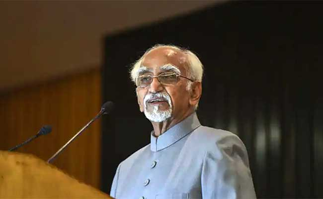 Hamid Ansari, Vice President, Statement, Controversial Statement, Nationalist