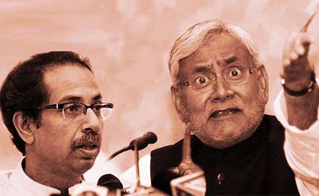 Bihar Legislative Assembly Election, Bihar, Nitish Kumar, JDU, Uddhav Thakarey