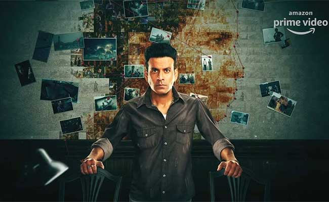 The Family Man, Manoj Bajpai, Amazon Pime, Detective, Entertainment, The Fmily Man 2