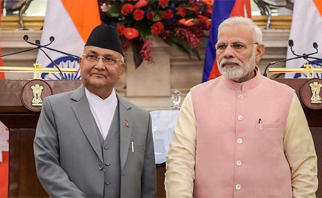 India, Nepal, KP Oli, Narendra Modi, China, Parliament, Indian Government
