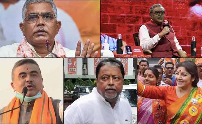 भाजपा ने यह कहते हुए अपने मुख्यमंत्री पद के उम्मीदवार की घोषणा नहीं की है कि उसके पास कई सशक्त नेता हैं.