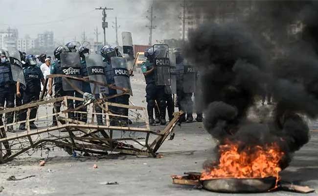 Bangladesh, Violence, Police, Hindu, PM Modi, India, Temple, Minority, Muslim