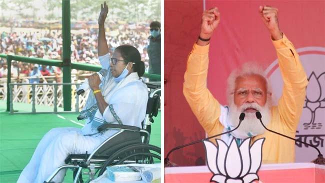 भाजपा के चुनावी एजेंडे में मुख्य रूप से पुरुष केंद्रित मुद्दे ही शामिल रहे, जिसका खामियाजा पार्टी को बंगाल में भुगतना पड़ा.