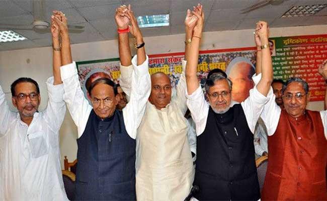 UP, BJP, Yogi Adityanath, Keshav Prasad Maurya, Chief Minister, Bihar, Nitish Kumar, Tejasvi Yadav
