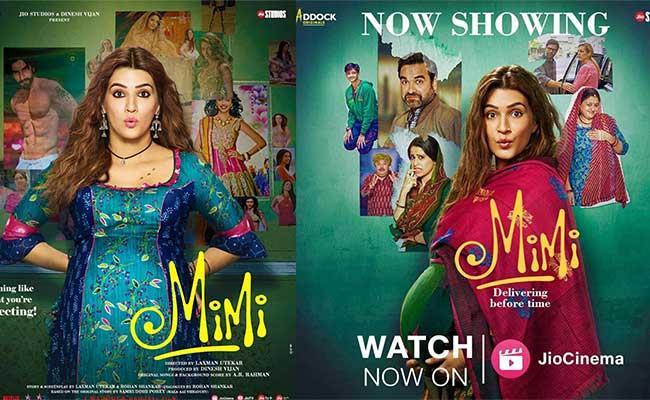 Mimi, Kriti Senon, Pankaj Tripathi, Cinema, Netflix, Bollywood, Mother, Kid