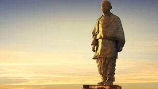 व्यंग्य: भारत निर्माण करने वाले सरदार पटेल की मूर्ति का चीन में निर्माण