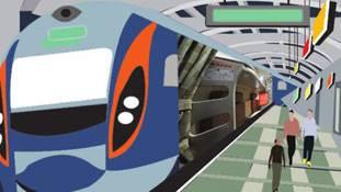इक्यानवे के जंक्शन पर रेलवे