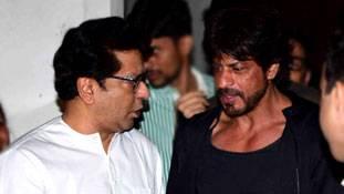 शाहरुख खान और राज ठाकरे कतई गलत नहीं हैं...