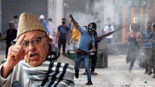 लानत है फारुख अब्दुल्ला साहब, आप उमर को पत्थरबाज नहीं बना पाए !