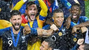 फुटबाल विश्वकप में फ्रांस की जीत पूरी दुनिया के शरणार्थियों की जीत है