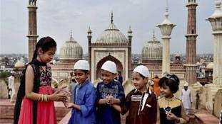 मुस्लिम के घर कुछ ऐसी है एक हिन्दू की ईद