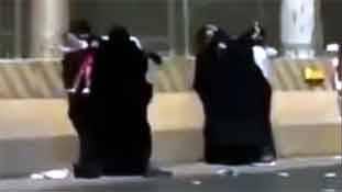 Viral Video : जब जंगली बिल्लियों की तरह एक दूसरे पर टूट पड़ी 5 मुस्लिम महिलाएं