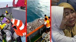 Indonesia Flight crash video दिखाता है एक भयानक अंत