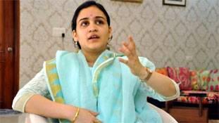 राम नाम पर BJP का पहला टिकट अपर्णा यादव को ही मिलेगा