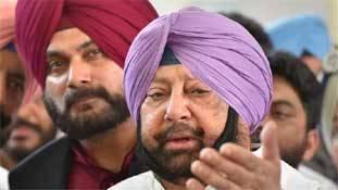 करतापुर पर कांग्रेस में कोहराम - सिद्धू सहित कई मोर्चों पर जूझ रहे हैं कैप्टन