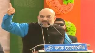 ममता बनर्जी के 'मोदी हटाओ' के विरोध में अमित शाह का 'हिंदुत्व लाओ'