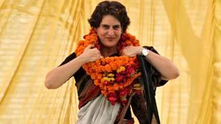 तैयारियां तो ऐसी हैं मानो लखनऊ से ही चुनाव लड़ेंगी प्रियंका गांधी