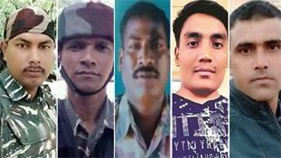 पुलवामा से लौट रहे 5 राज्यों के शहीद हजारों सैनिकों को जन्म देंगे