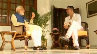 Modi interview: वो मास्टर हैं श्रोता के चुनाव और उस तक मुद्दे की बात पहुंचाने में