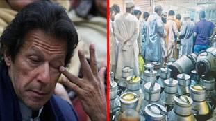 पाकिस्तानी महंगाई: पेट्रोल से महंगे दूध के कारण मच रहा हंगामा