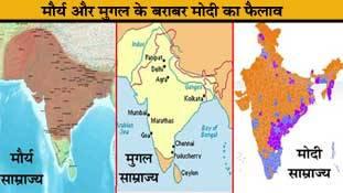 मौर्य, मुगल और मोदी: क्यों कोई नहीं जीत पाया दक्षिण की लड़ाई, जानिए