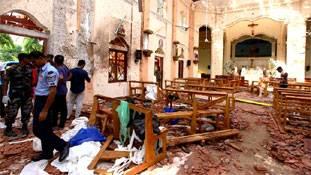 श्रीलंका के सीरियल धमाकों का भारत से कनेक्शन जुड़ ही गया