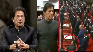 पाकिस्तान पीएम इमरान खान में वाकई Diplomatic कायदों की कमी है