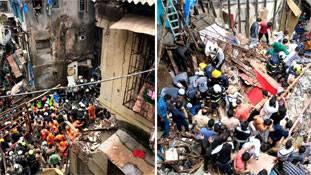 मुंबई में ढहती इमारतें, मरते लोग लेकिन जिम्मेदार कोई नहीं !